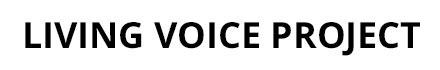 Logo for Living Voice Project
