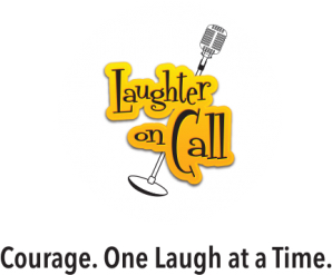 laughter on call logo